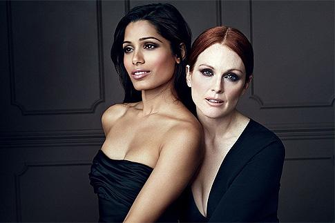 рекламная кампания L'Oréal Color Riche Collection Privée с участием Джейн Фонда