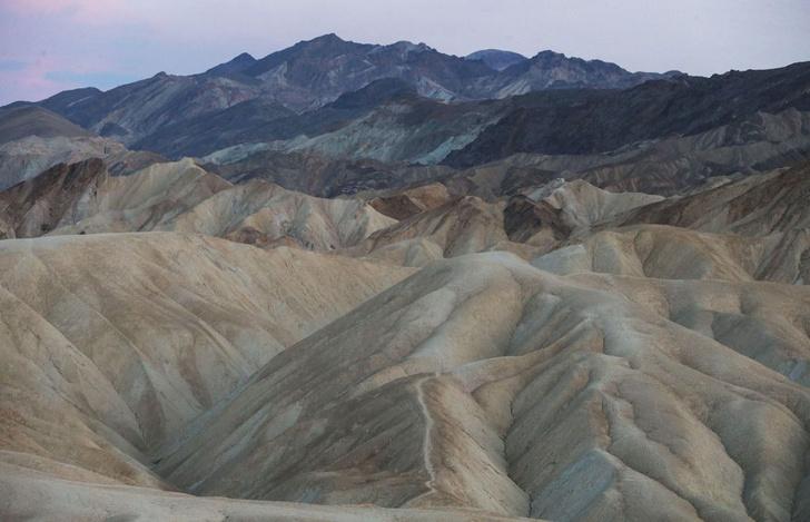 Фото №1 - Температура в Долине Смерти достигла рекордной отметки