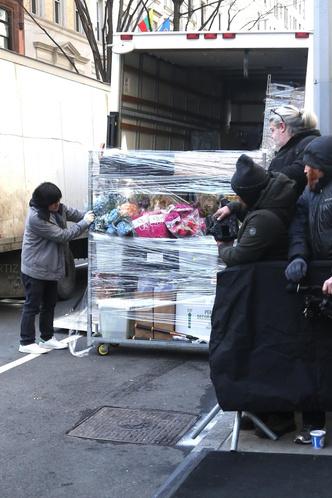Фото №4 - Бар и вечеринка: как Меган Маркл отдыхает в Нью-Йорке