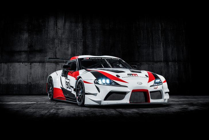 Фото №2 - Сразу три новинки от Toyota: две серийные, одна гоночная