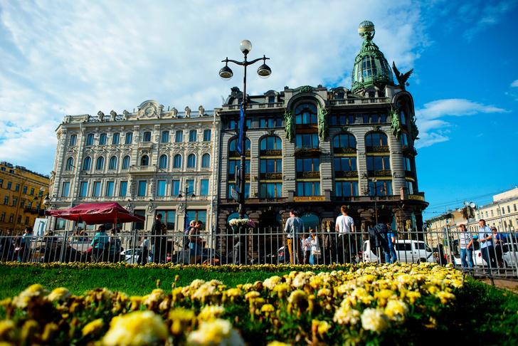 Фото №4 - Где провести выходные: 5 причин поехать в Санкт-Петербург