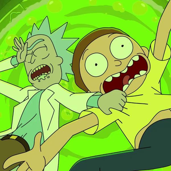 Фото №1 - Беги смотреть! Появился новый трейлер 5 сезона «Рика и Морти»