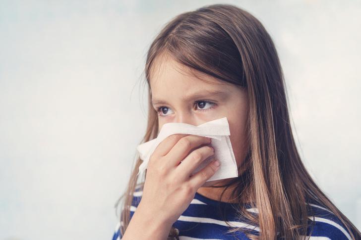 Фото №1 - Гайморит у детей: признаки, симптомы и правильное лечение