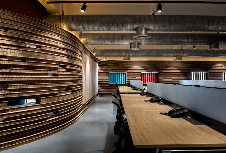 Фото №1 - Офис с картонными перегородками в Индии