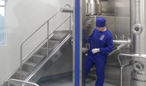 Фото №1 - В Петербурге открыли завод по производству онкопрепаратов