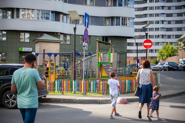 Фото №41 - Изоляция в центре города: ЖК «Оазис»