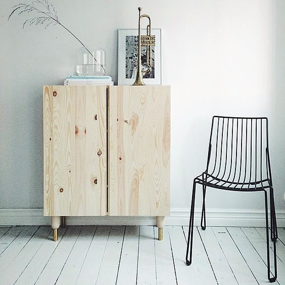 Фото №11 - Три товарища: новый стильный облик старых шкафов ИКЕА