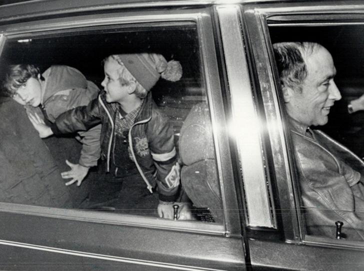Фото №2 - Джастин Трюдо и Софи Грегуар: история любви, достойная Голливуда