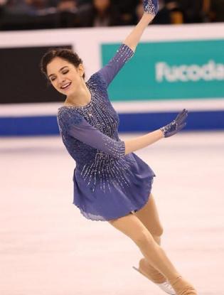 Фото №3 - Новые принцессы льда: самые перспективные российские фигуристки-одиночницы