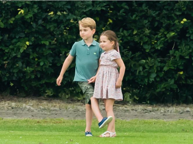 Фото №19 - Принц Джордж Кембриджский: шестой год в фотографиях