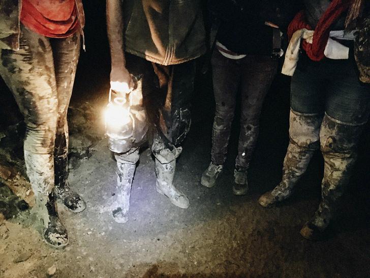 Фото №6 - Глубина свободы: катакомбы Парижа