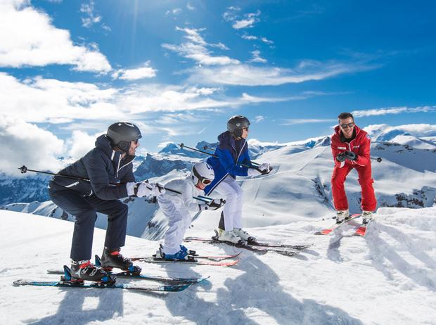Фото №11 - Стартуем во французских Альпах: все, что нужно знать о катании на горных лыжах