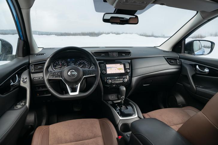 Фото №4 - Nissan X-Trail— твое собственное северное сияние