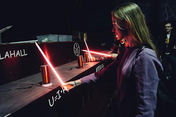 Фото №3 - Тесла-шоу «В поисках украденного электричества»