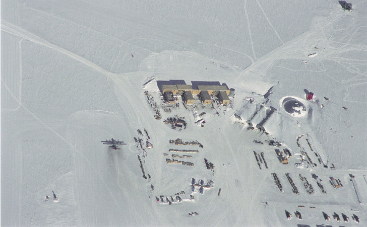 Фото №7 - В диких условиях: история полярных станций Антарктиды