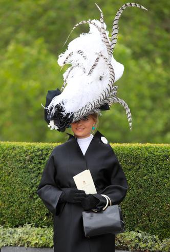 Фото №30 - Лучшие образы на открытии Royal Ascot 2019 (и несколько безумных шляп)
