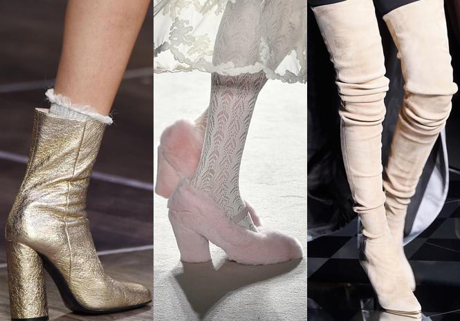 Фото №1 - Самая модная обувь сезона осень-зима 16/17, часть 2