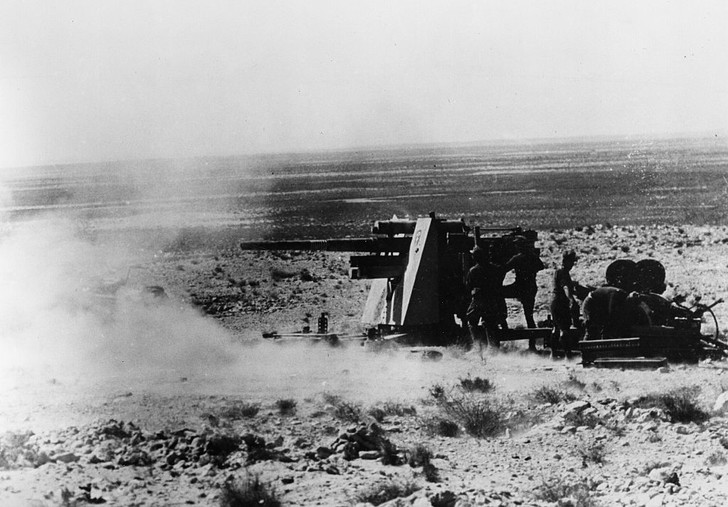 Фото №5 - Палочка-выручалочка калибра 88 мм. История самой грозной немецкой пушки