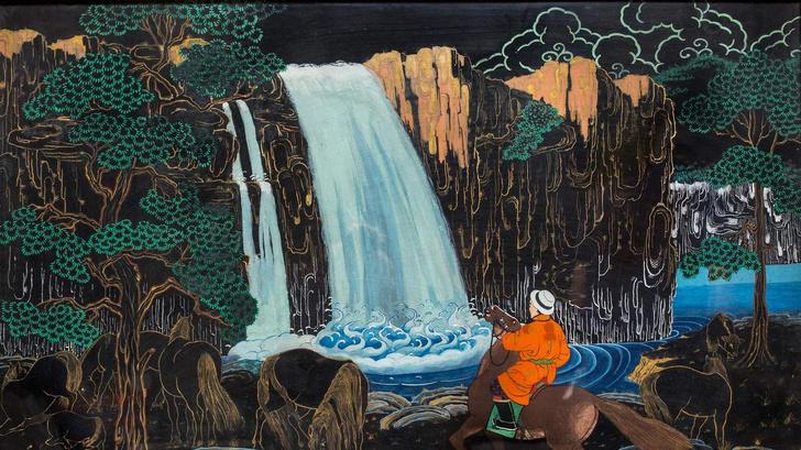 Фото №1 - Выставка «Монголия на рубеже эпох» в Музее Востока