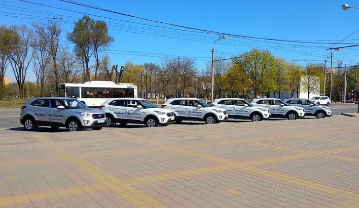 Фото №2 - Hyundai обеспечит транспорт для российских врачей и волонтеров