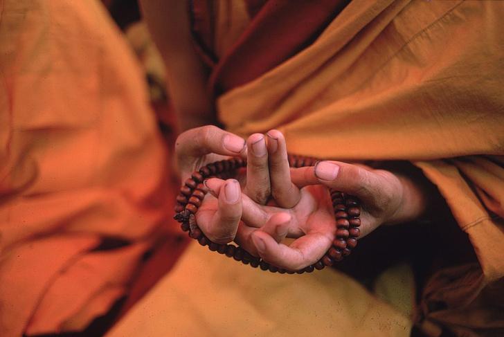 Фото №3 - Тайны дворца просветления: кто, как и зачем создает буддистские мандалы
