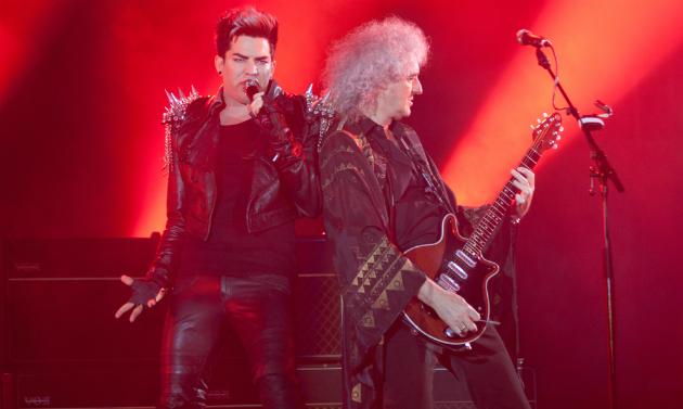 Фото №1 - Песня группы Queen – самая любимая у британцев