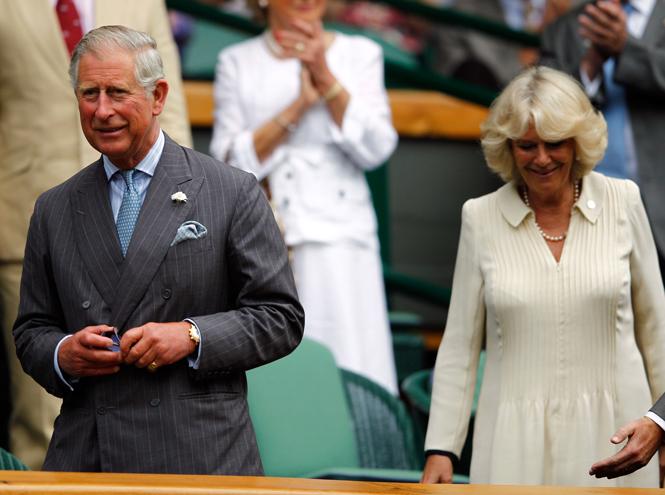 Фото №9 - Виндзоры и Уимблдон: краткая история отношений королевской семьи и тенниса