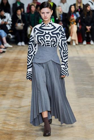 Фото №12 - Как носить баски и широкие пояса (и где искать самые модные)