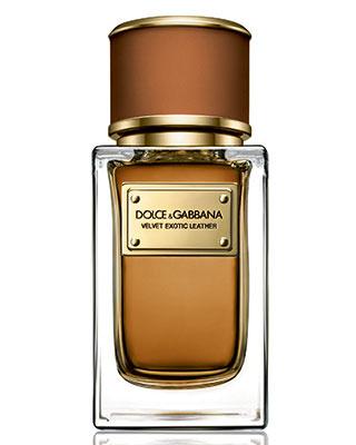 Dolce & Gabbana Восточный аромат Velvet Exotic Leather;