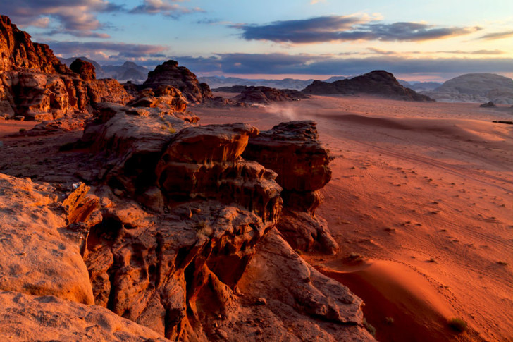 Фото №4 - Иордания: для души и тела