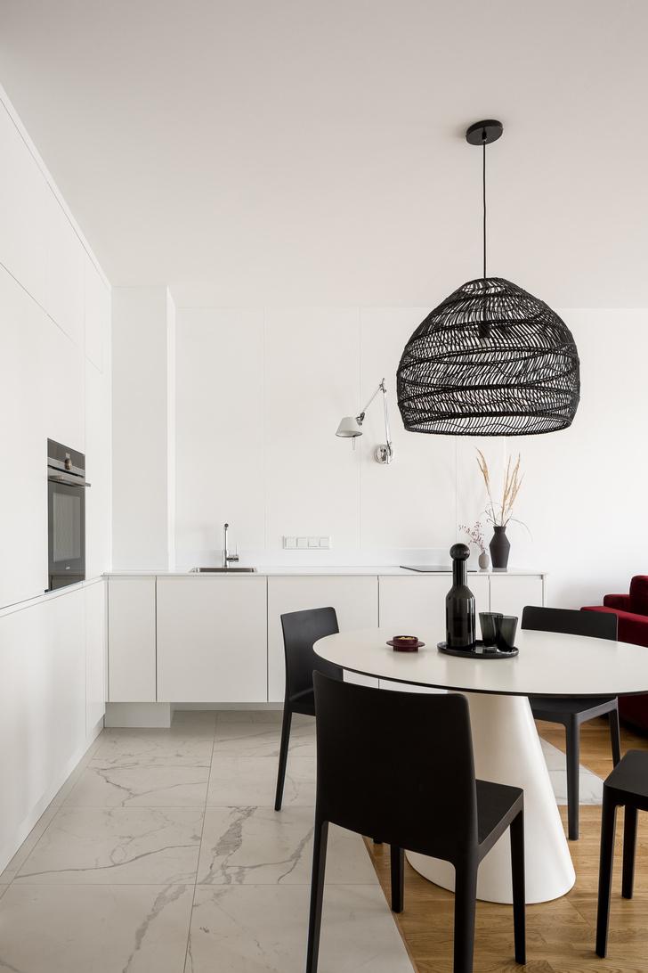 Фото №2 - Минималистская квартира 37 м² в Лодзе