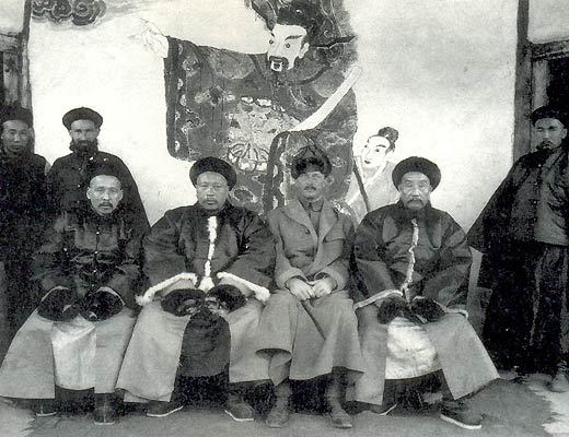 Фото №1 - Неизвестная экспедиция полковника Маннергейма