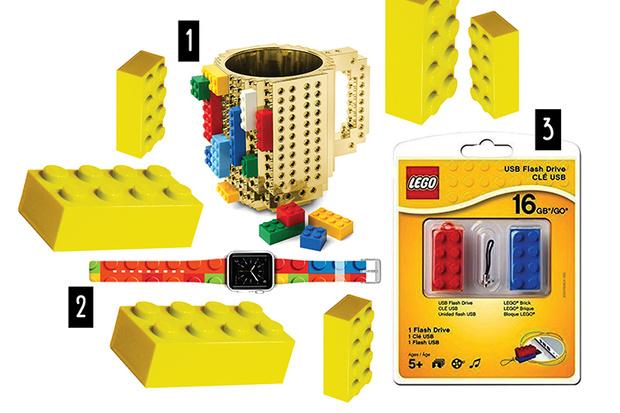 Фото №3 - Топ-10: Вещи из Lego