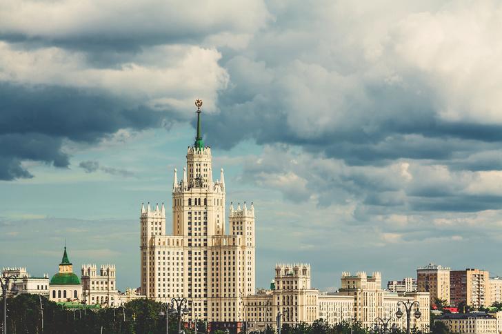 Фото №11 - Топ-9 лучших жилых домов Москвы 1920-2020-х годов