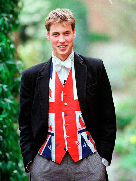 Фото №71 - Принц Уильям: история в фотографиях