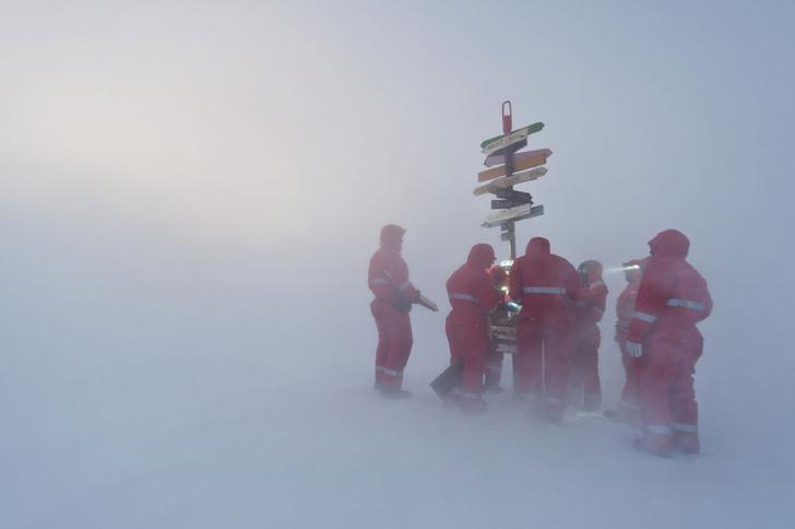 Фото №4 - В диких условиях: история полярных станций Антарктиды