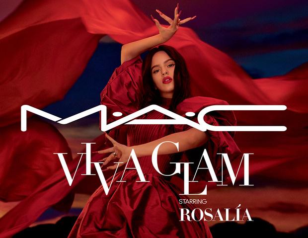 Фото №2 - Певица Rosalía стала лицом M∙A∙C VIVA GLAM