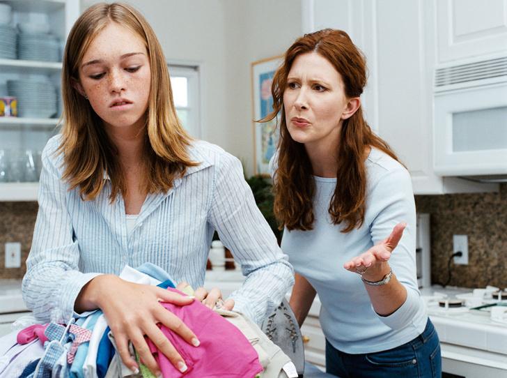 Фото №3 - Конкуренция между матерью и дочерью, или Когда победа означает поражение