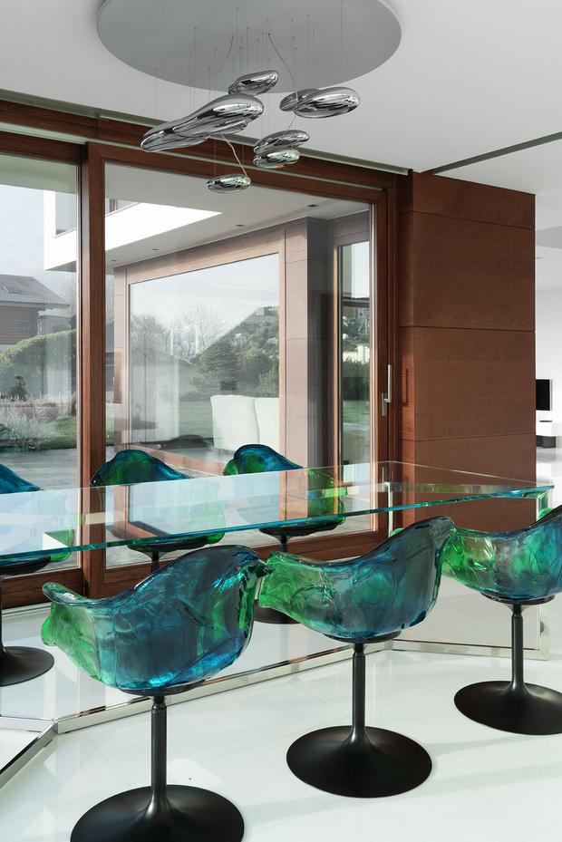Фото №10 - Современная вилла под Женевой
