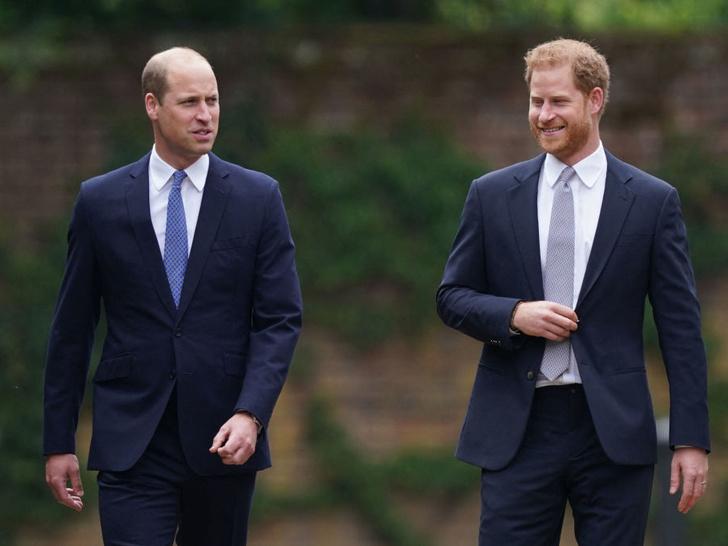 Фото №2 - Почему Гарри не хотел, чтобы Кейт присутствовала на открытии памятника Диане