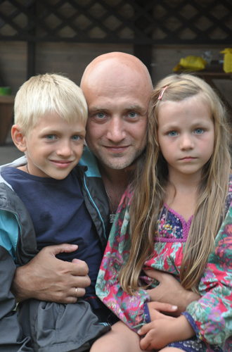 Фото №3 - Захар Прилепин: монолог об отцовстве, отцах и детях