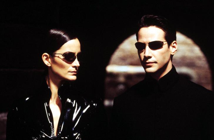 Кадры из фильма «Матрица: Перезагрузка», 2003 год