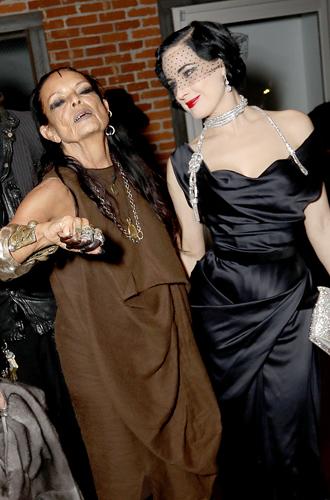 Фото №7 - Эксцентрик №1: Как Мишель Лами управляет миром моды вместе с Риком Оуэнсом