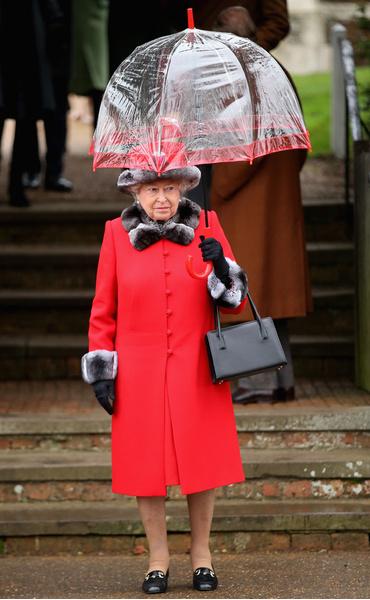 Фото №26 - Виндзорские зонтики: королевский способ спрятаться от дождя