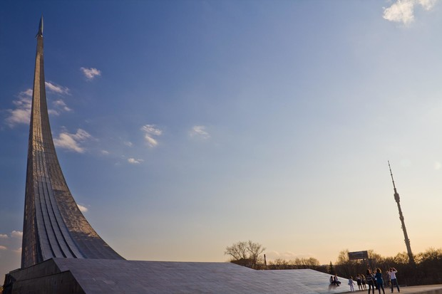 Фото №3 - 10 самых необычных мест для фото в Москве