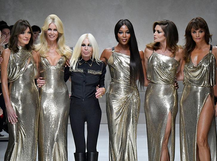Фото №4 - Стальная блондинка: 5 секретов Донателлы Версаче
