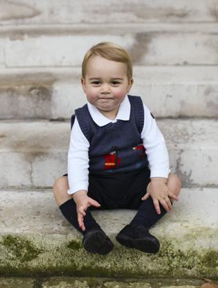 Фото №4 - 10 вещей о принце Джордже, которых вы не знали