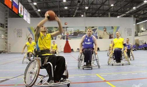 Фото №1 - В Кировском и Василеостровском районах нарушены права инвалидов заниматься физкультурой