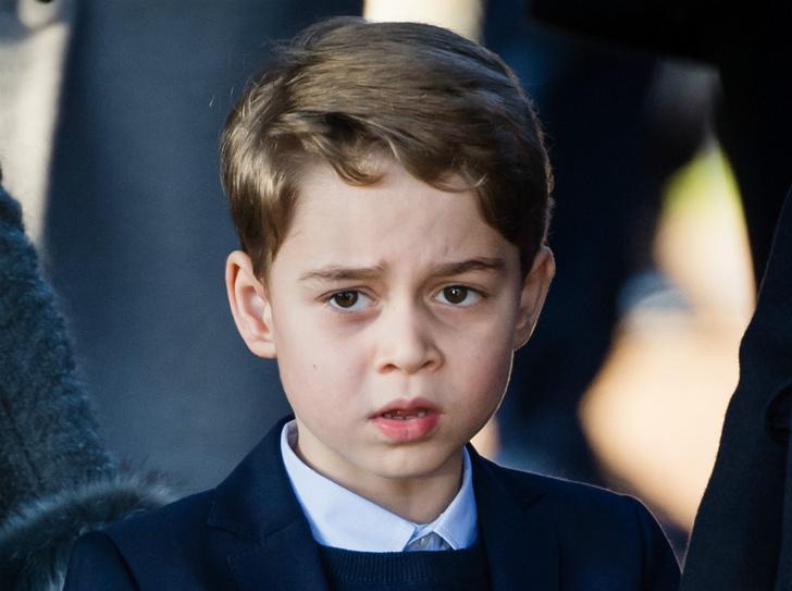 Фото №1 - Почему жизнь Джорджа будет сильно отличаться от жизни Уильяма
