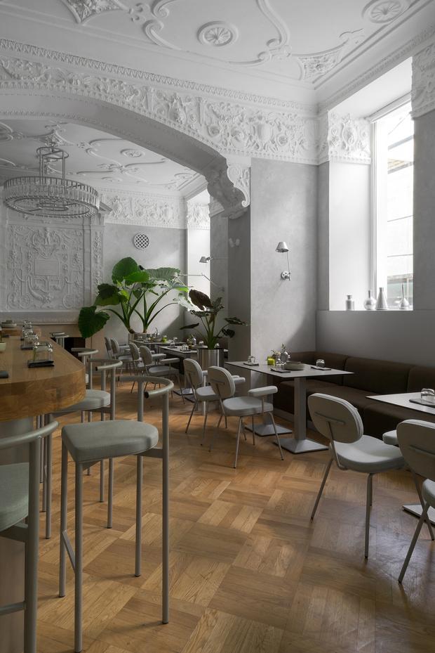 Фото №3 - Ресторан Arkaroom в Санкт-Петербурге